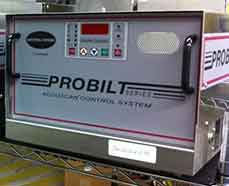 USSE Hot Melt Unit Control Panel image