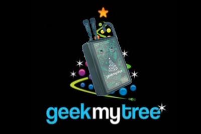 Geek My Tree image